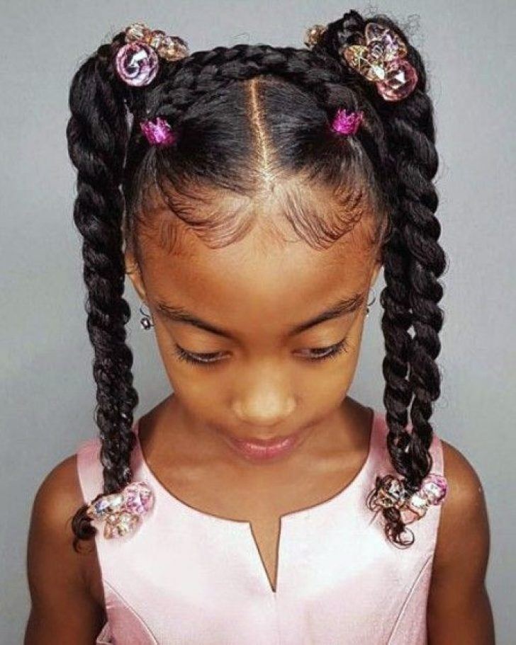 Permalink to 10 Cozy African American Girl Hairstyles Gallery
