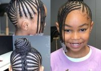 Trend childrens braided mohawk up do lil girl hairstyles Kids Hairstyle Braids Choices