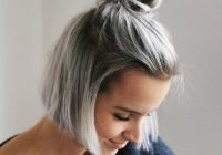 Trend cute hairstyles for short hair you need to try now Cute Short Hair Style Ideas