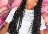 Trend modern hairstyles for african american birthday ladies new Cute Braids For African American Hair