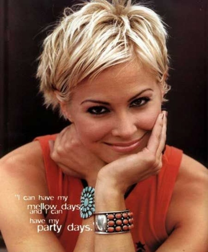 Permalink to Perfect Famous Short Hair Styles Gallery
