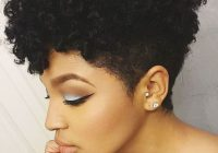 Trend pin on afro hair care and styles Hairstyles For Short Kinky Hair Inspirations