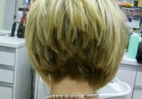 Trend pin on hair Short Haircuts With Stacked Back Inspirations
