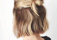 Trend pin on major hair envy Cute Short Hair Styling Ideas Inspirations