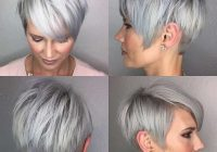 Trend pin on style Short Haircuts For Silver Hair Choices