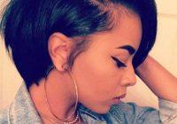 Trend short bob hairstyles for black women lilostyle in 2020 Short Layered Bob Hairstyles African American Ideas