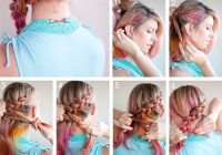 Trend top 25 braided hairstyle tutorials youll totally love Braid Hairstyles For Long Hair Tutorial Inspirations